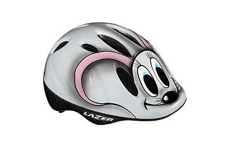 image of Lazer Max Kids Sweety Unisex Childrens Bike Cycle Helmet 49 To 55cm