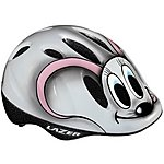 image of Lazer Max Kids Sweety Unisex Childrens Bike Cycle Helmet 49 To 55cm