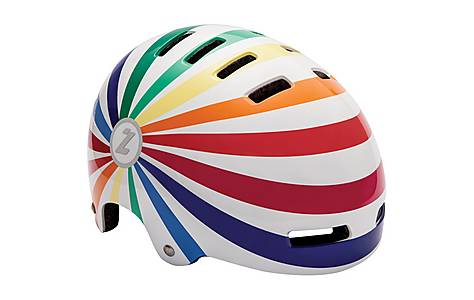 image of Lazer Street Candy Childs Kids Cycle Bike Helmet 55 To 58cm