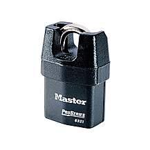 image of Master Lock Pro Series Padlock 54mm Shrouded Shackle - Keyed Alike
