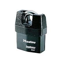 image of Master Lock Pro Series Padlock 67mm Shrouded Shackle