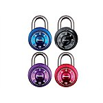 image of Master Lock Stainless Steel Fixed Dial Combination 38mm Padlock