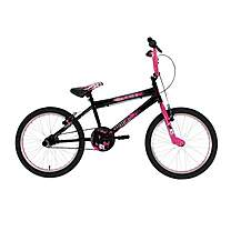 image of Zombie Outbreak Girls Bmx Bike Pink 20""