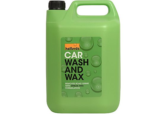 Halfords Car Wash 5 Litre