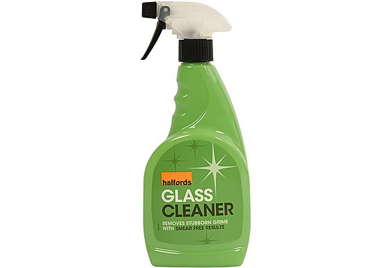 Halfords Glass Cleaner 500ml