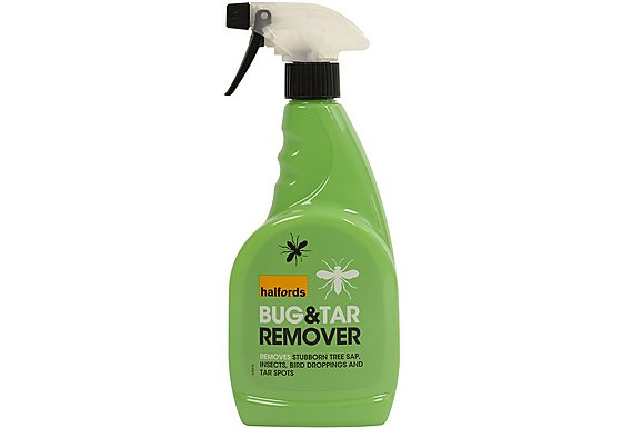 Halfords Bug & Tar Remover 500ml