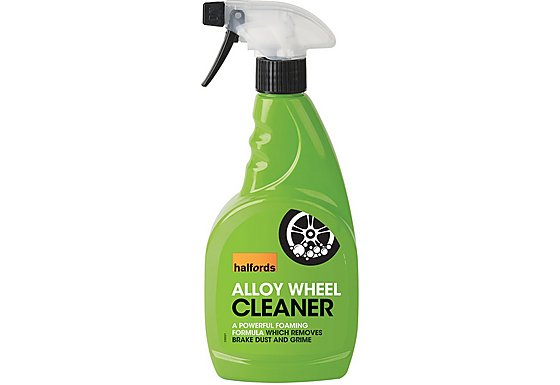 Halfords Alloy Wheel Cleaner 500ml