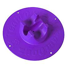 image of Team Dogz Scooter Stand - Purple