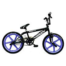 image of Rooster Big Daddy 20inch Lavender Skyway Mag Black Bmx Freestyler Bike
