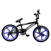 image of Rooster Big Daddy 20inch Lavender Skyway Mag Black Bmx Freestyler Bike