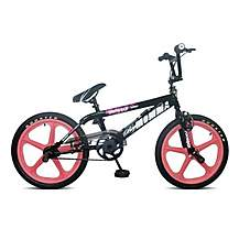 image of Rooster Big Momma 20inch Pink Skyway Mag Black Bmx Freestyler Bike