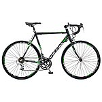 image of Viking Roubaix 14 Speed 700c Road Bike Black 56cm