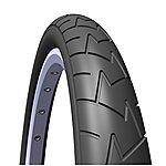 image of Rubena Comfort Pram & Stroller Tyre, 350a (37-288), Black