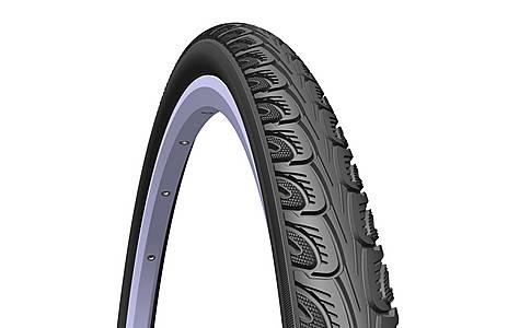 image of Rubena Hook Pram & Stroller Tyre, 350a (37-288), Black