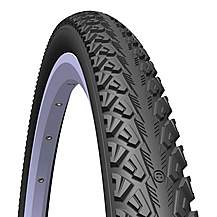 image of Rubena Shield City, Tour & Trek Tyre, 26 X 1,75 X 2 (47-559), Black