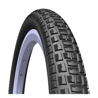 Rubena Nitro Bmx Elite Level Tyre, 20 X 13/8 (37-451), Black