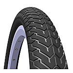 image of Rubena Zirra F Bmx Sport Level Tyre, 20 X 2, 25 (57-406), Black