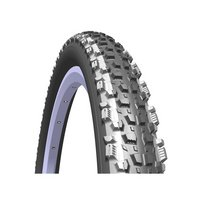 Rubena Kratos Mtb Extreme Elite Level Tyre, 27, 5 X 2, 45 (62-584), Black/grey Lines
