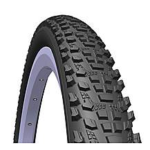 image of Rubena Ocelot Mtb & Cross Country Tyre, 27,5 X 2, 10 (54-584), Black