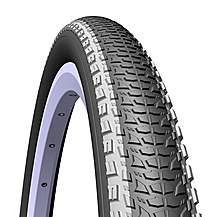 image of Rubena Zefyros Top Design Mtb & Cross Country Elite Level Tyre, 26 X 2, 10 (54-559), Black/grey Lines