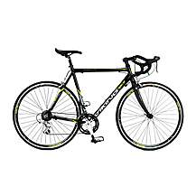 image of Viking Peloton 14 Speed 700c Alloy Carbon Mens Road Bike 56cm