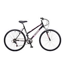 image of Integra Skyline Ladies 18 Speed Mountain Bike Front Suspension 17""