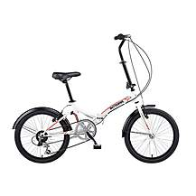image of Integra Safari 6 Speed Folding Bike 13""