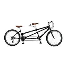 image of Viking Saratoga 21 Speed Alloy Tandem Bike 17/15""