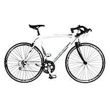 image of Viking Elite 18 Speed 700c Mens Carbon Road Bike 56cm