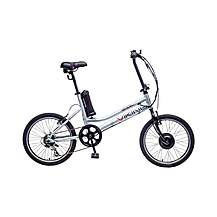 image of Viking Street Easy 6 Speed Alloy Folding Electric Bike 13in
