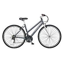 image of Viking Pimlico 21 Speed 700c Alloy Ladies Hybrid Bike 19in