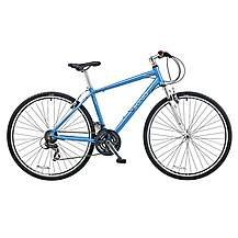 image of Viking Dimension 21 Speed 700c Alloy Mens Hybrid Bike 22in