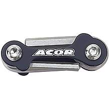 image of Acor 8 Function Bicycle Mini Tool - Black