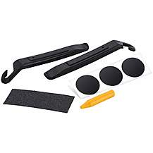 image of Acor Glueless Bicycle Puncture Repair Kit - 10 Piece Patch Kit