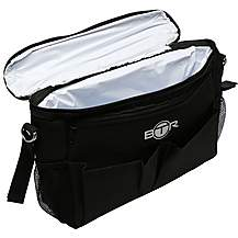 image of Btr Universal Fitting Pram / Buggy Organiser Bag And Parent Bag