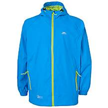 image of Trespass Mens Waterproof Qikpac Jacket