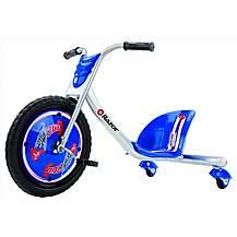 image of Razor Riprider 360 Caster Trike Blue