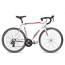 image of Mizani Aero 300, Sports Road Bike, 14 Speed Sti Gears, 53cm