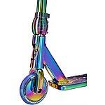 image of Team Dogz Pro 4 X Gen Neo Chrome Rainbow Scooter