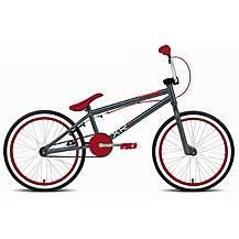 image of Rooster Xr2 20inch Spoke Grey/red Bmx Freestyler Bike
