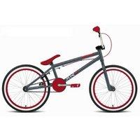 Rooster Xr2 20inch Spoke Grey/red Bmx Freestyler Bike