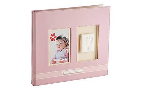 image of Pearhead Baby Scrapbook - Pink