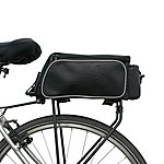 image of Btr Bicycle Rear Rack Pannier Bike Bag
