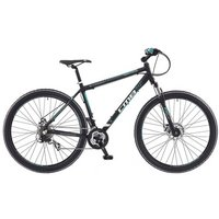 Coyote Montana 21 Speed 29er Front Suspension Mountain Bike Black 17in
