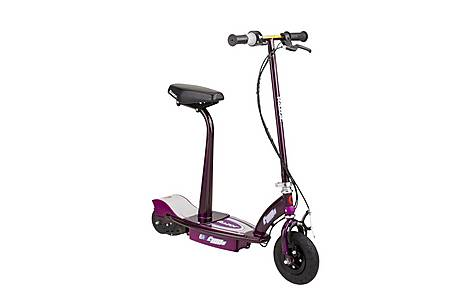image of Razor E100s Seated Electric Scooter Purple