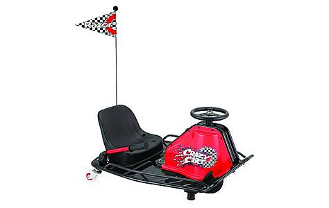 image of Razor Crazy Cart Electric Go Kart