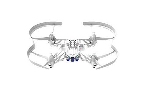 image of Parrot Minidrone Evo - Airborne Cargo Mars (white)