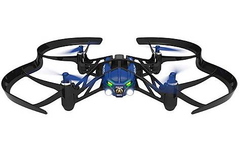 image of Parrot Minidrone Evo - Airborne Night Maclane (blue)
