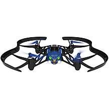 image of Parrot Minidrone Evo - Airborne Night Maclane (blue)