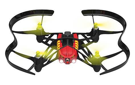 image of Parrot Minidrone Evo - Airborne Night Blaze (red)